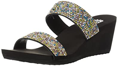 015138eec302dc Yellow Box Women s Frisky Sandal