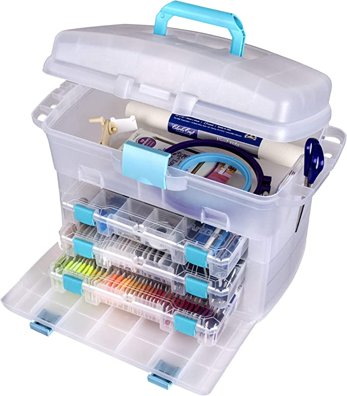 ARTBIN LARGE BOBBIN STORAGE BOX for sewing craft