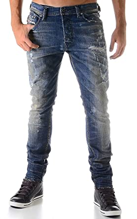 75c60ff4 Diesel Tepphar 0830K Jeans: Amazon.co.uk: Clothing