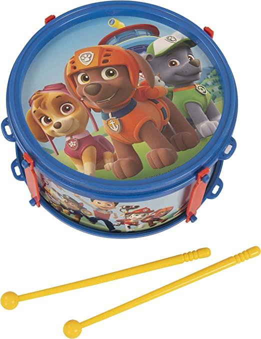 Brand New PWP-395 3 Years+ Paw Patrol Musical Instruments Fun Set