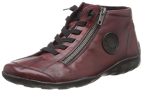 the latest 46bc8 a5f87 Remonte Damen R3491 Hohe Sneaker