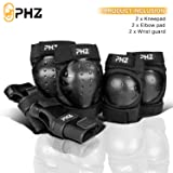 PHZ Kids/Adults 3 in 1 Skateboard Protective Gear
