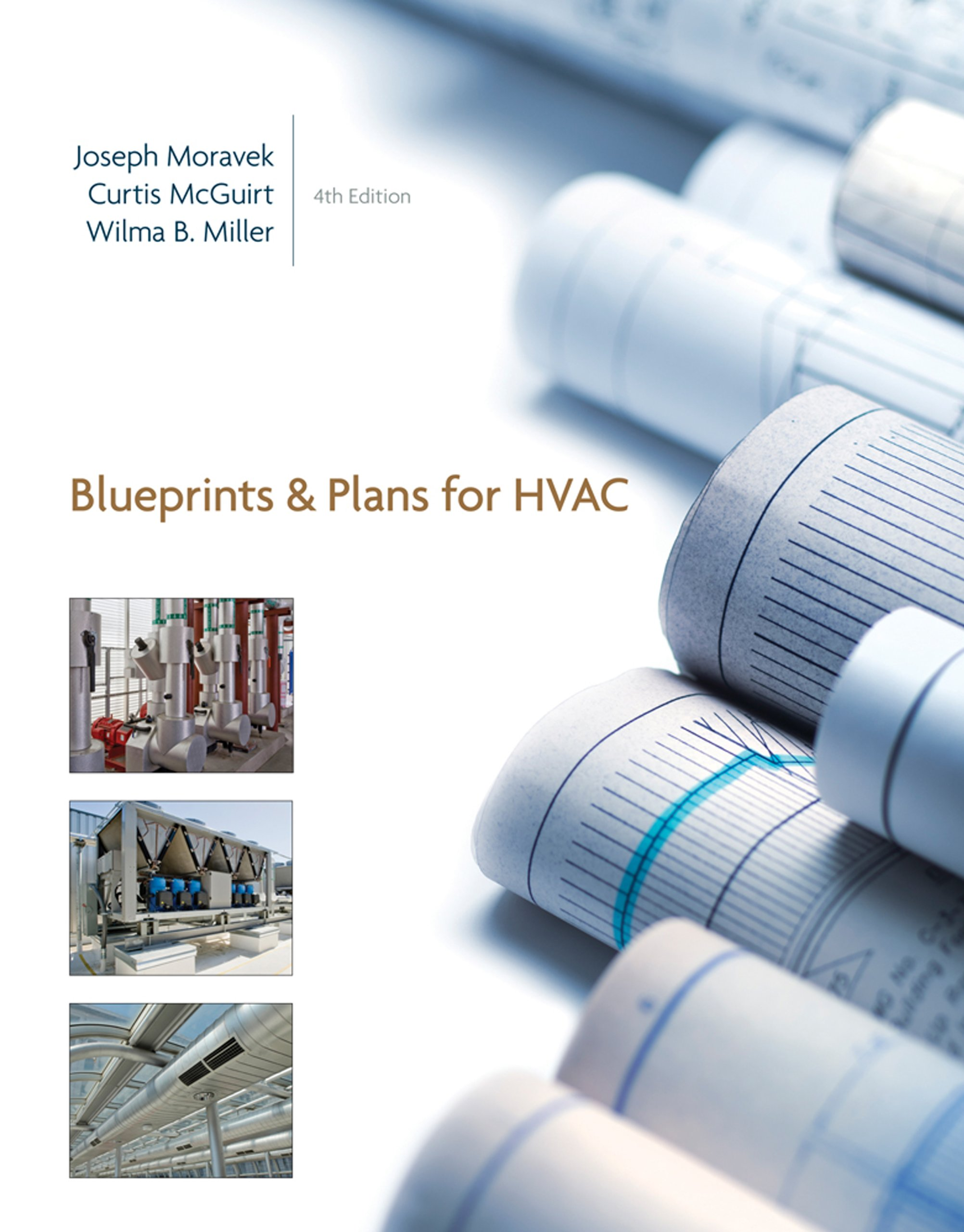 Blueprints and Plans for HVAC, Moravek, Joseph, McGuirt, Curtis, Miller,  Wilma B., eBook - Amazon.com | Hvac Drawing Book |  | Amazon.com