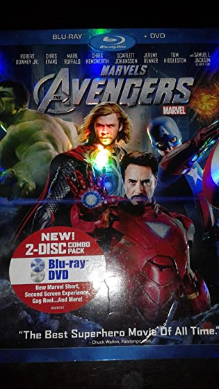 Marvel's The Avengers great movie to watch with your kids