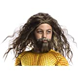 DC Comics Aquaman Movie Child Beard & Wig