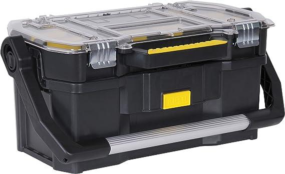 STANLEY STST1-70317 - Caja de herramientas con organizador, 32 x ...