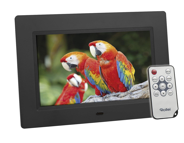 Rollei Degas DPF-70 digitaler Bilderrahmen 7 Zoll: Amazon.de: Kamera
