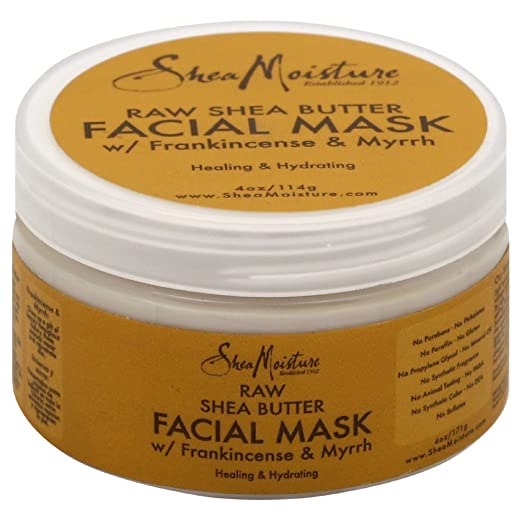 SheaMoisture Raw Shea Butter Facial Mask