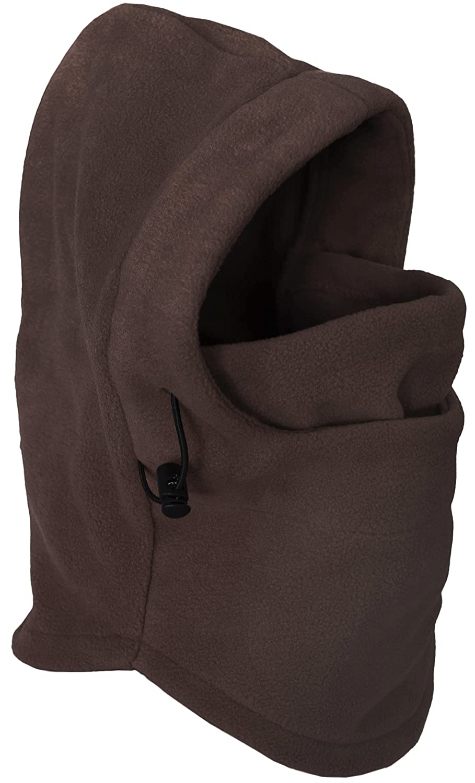 KMystic Fleece Balaclava Warm Hooded Face Mask Neck Warmer