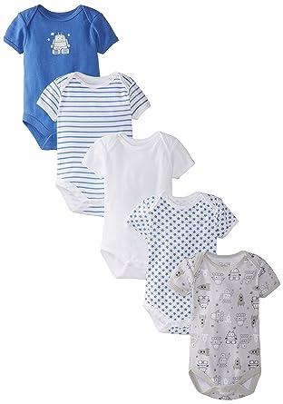 64994ce0f Amazon.com  Rene Rofe Baby Newborn Boys Lap Shoulder Robot and ...
