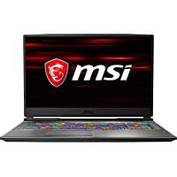 MSI Gaming GP75 Leopard 9SE-485IN 2019 17-inch Laptop (9th Gen i7-9750H/16GB/1TB/512GB SSD/Windows 10, Home, 64Bit/6 Graphics), Black