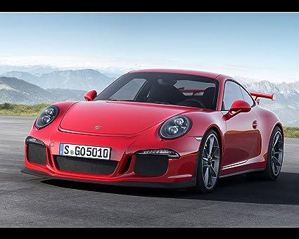 Amazon.com Porsche 911 Poster Car Poster Wall Decoration