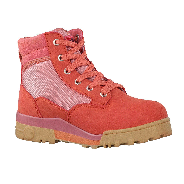 Fila Damen Grunge Mid (Canyon Wmn Sneakers Pink (Canyon Mid Rose) bafdd7