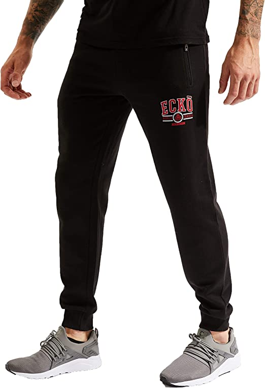 Ecko Unltd Joggers Fleece Hombre Pantalones de chándal Hiphop ...