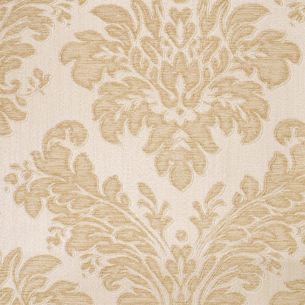 ルノン 壁紙23m フェミニン ダマスク  ベージュ パターンタイプ RH-9664 B01HU3B2W4 23m|ベージュ