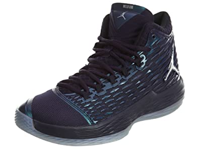 eba94e9e7bea Jordan JORDAN MELO M13 BG boys basketball-shoes 895951-505 5Y - PURPLE  DYNASTY