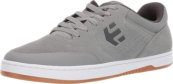Etnies Marana Sneakers Skateboardschuhe Damen Herren Unisex Grau