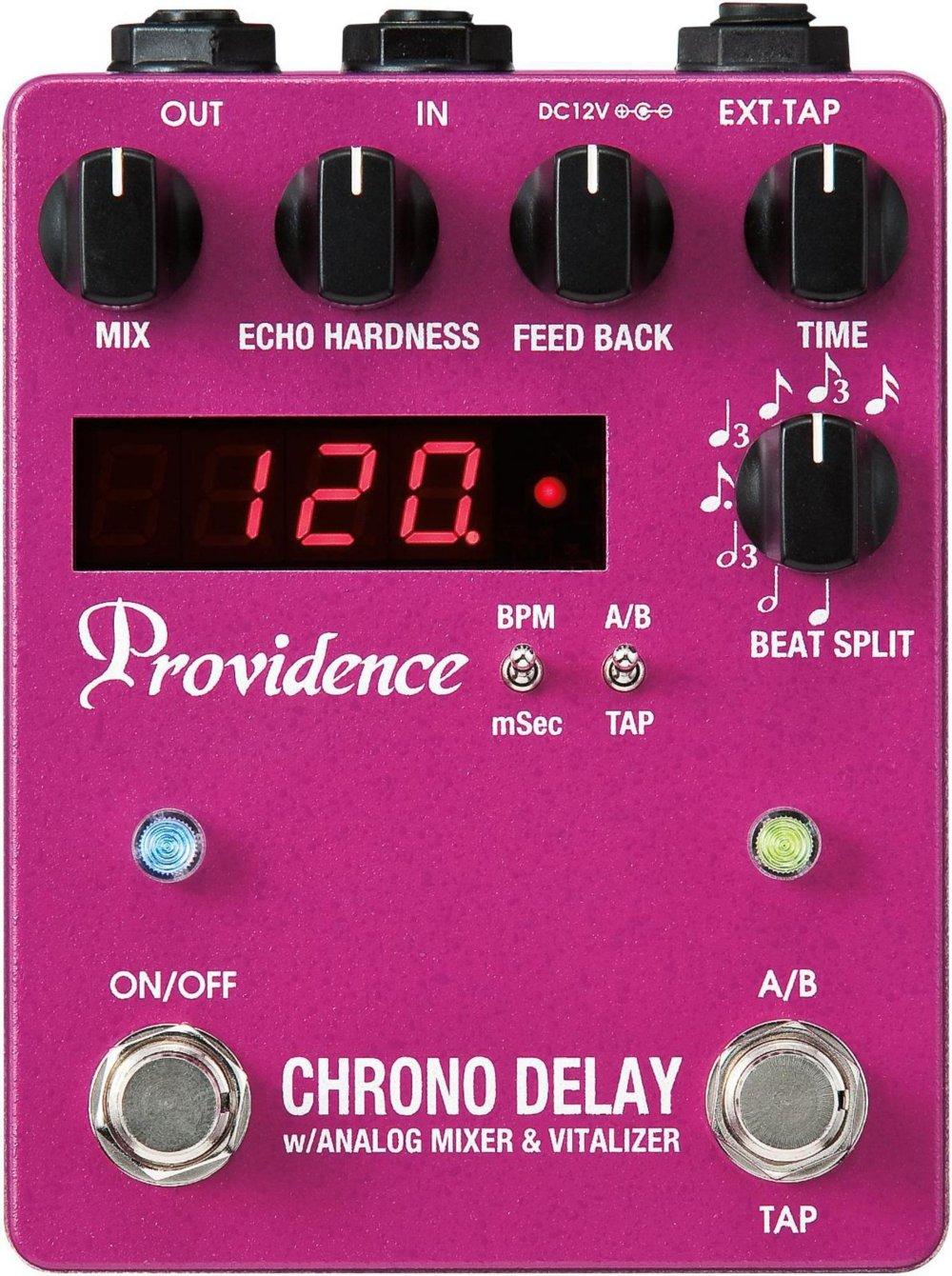 【税込】 Providence B0040GX6PG Providence Delay DLY-4 Chrono Delay B0040GX6PG, オロビアンコ専門店【aurea】:1cb90583 --- a0267596.xsph.ru