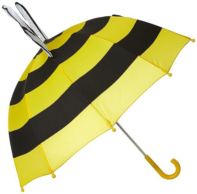 d66143dbe Amazon.com  Kidorable Little Girls  Bee Umbrella