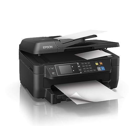 Epson WF-2660DWF - Impresora multifunción de Tinta (4800 x 1200 ...