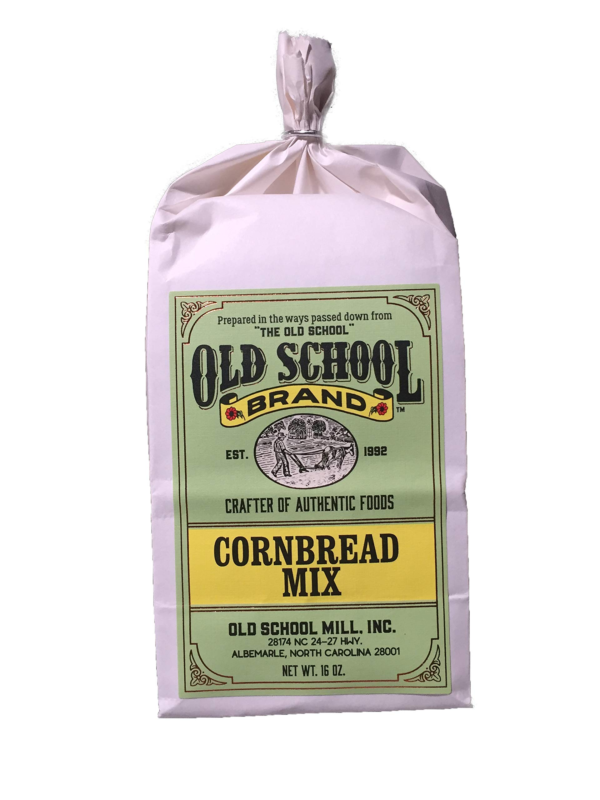 Old School Brand Cornbread Mix (Non-GMO)