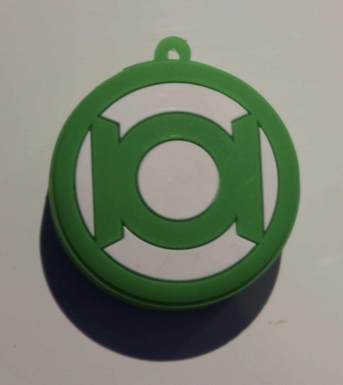Minigizmos Green Lantern Symbol 64Go Clé USB 2.0Flash Drive Stylo à bille Mini Gizmos