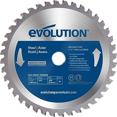 Evolution Power Tools 185BLADEST Cutting Saw Blade