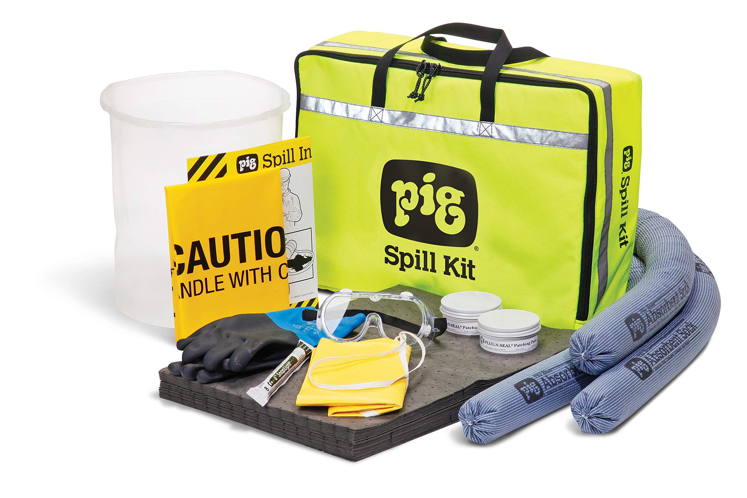 New Pig Portable Spill Kit in Stowaway Bag - PM50249