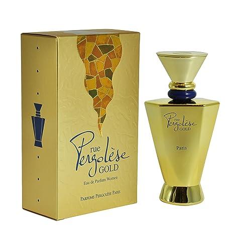 Eau Femme Ml Rue Parfum 100 Pour Pergolese De Or b6g7yYfv