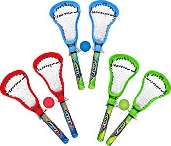 COOP Hydro Lacrosse Game Set Pool Toy for Kids