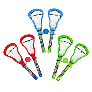 dd06dc1ab37af COOP Hydro Lacrosse Game Set - Outdoor Pool Toy for Kids and Adults -  Multicolor