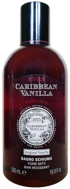 Perlier Bagno Schiuma Caribbean Vanilla - 500 ml Kelemata 00086822