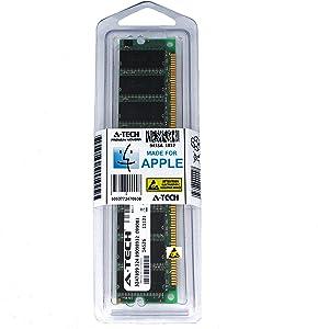 A-Tech for Apple 1GB Module PC2100 266MHz iMac Xserve Power Mac G4 Mid 2002 Early 2003 M8787LL/A M8570 M8839LL/A M8627LL/A N/A M8628LL/A M8935LL/A M6498 Memory RAM