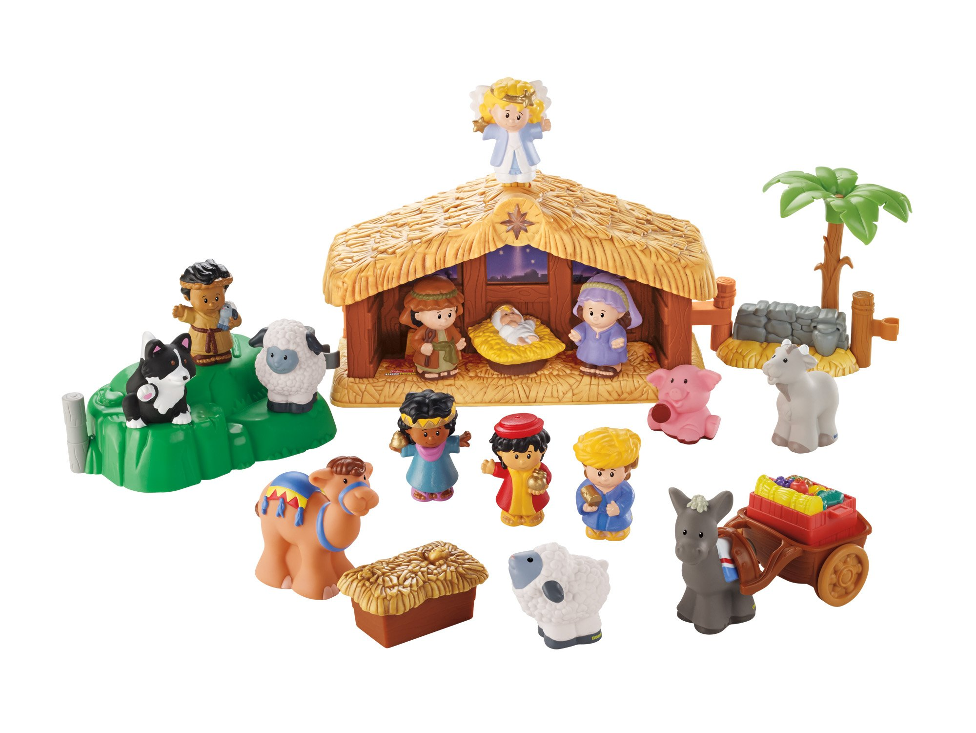 Fisher-Price Little People Nativity Set by Fisher-Price
