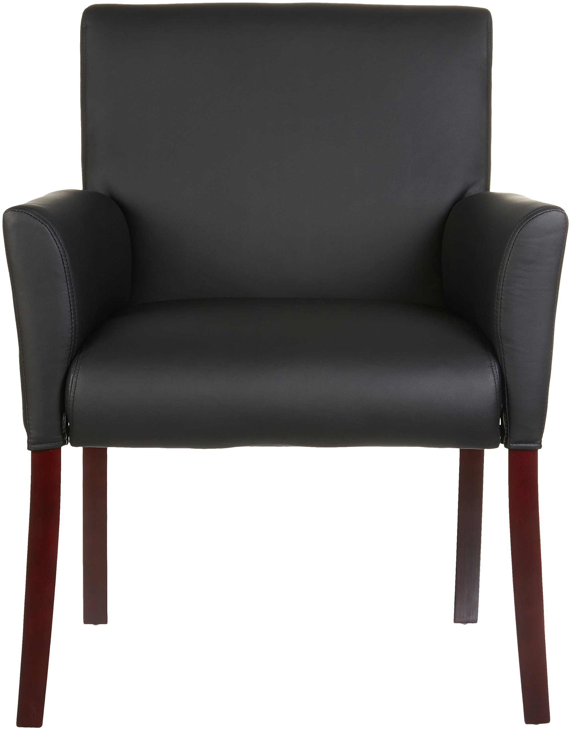 AmazonBasics Reception Chair, Black by AmazonBasics (Image #3)