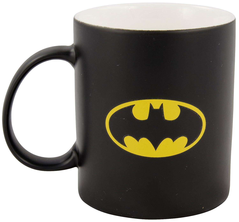 Batman HEAT CHANGING LOGO MUG klangundkleid.de GmbH 1012347610