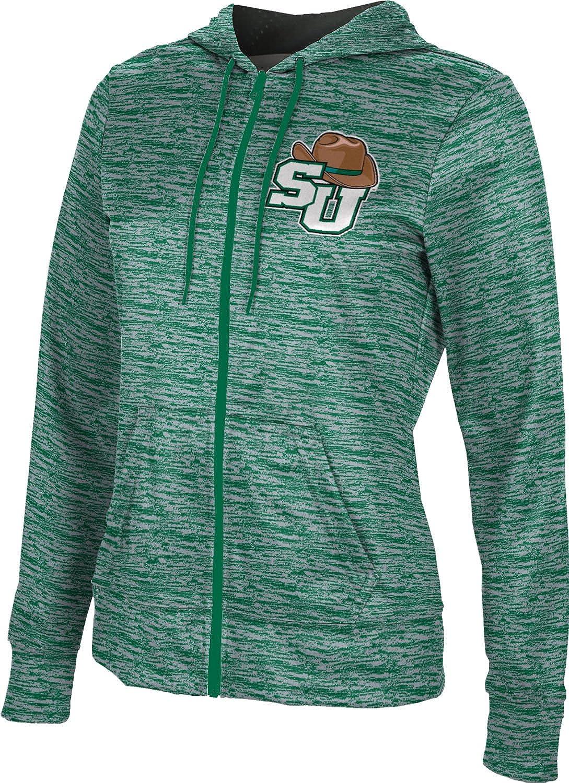 Stetson University Girls Zipper Hoodie School Spirit Sweatshirt Brushed