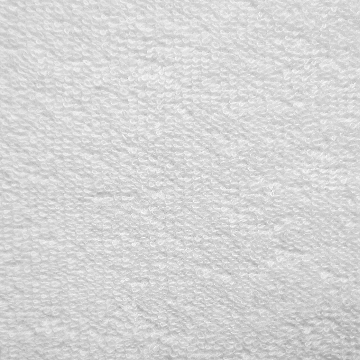 Levinsohn Terry Top Waterproof Pillow Protector Soft Cotton Blend Zip Closure 1 Pillow Cover White FRE-149-XX-WHIT-07 Standard