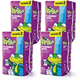 Flushable Wipes for Baby and Kids by Kandoo, Unscented for Sensitive Skin, Hypoallergenic Potty Training Wet Cleansing…