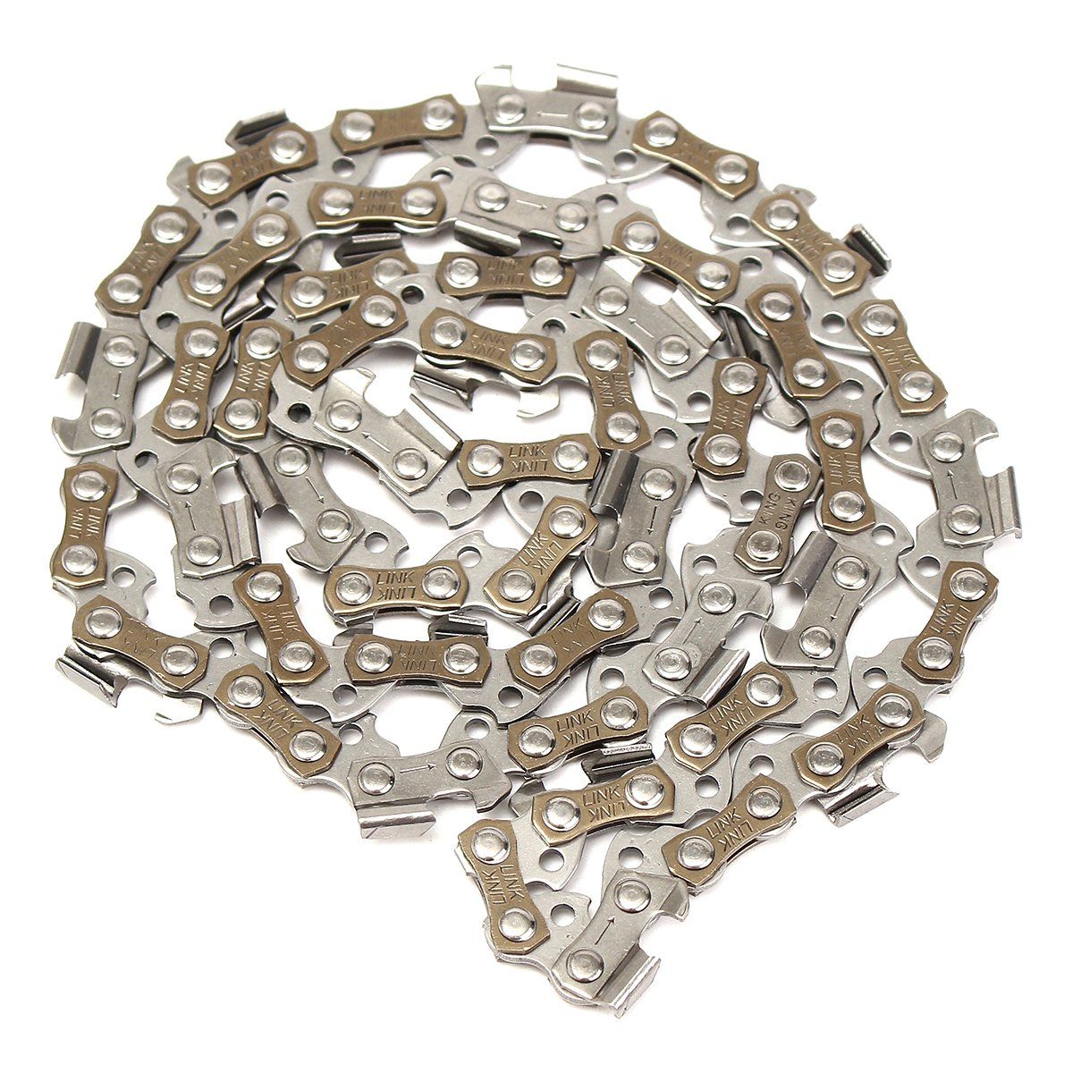 HITSAN 14inch Chain Saw Saw Chain Blade For Wen/Wagner 6014 6016 Lumberjack 050 Gauge 49DL One Piece