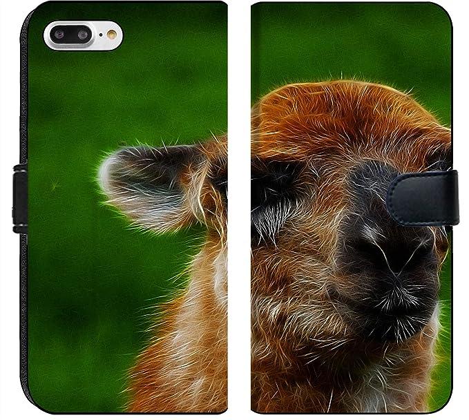 iphone 8 animal wallet case