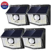 Mpow Luz Solar de Exterior,Lámpara Solar de 3-8M