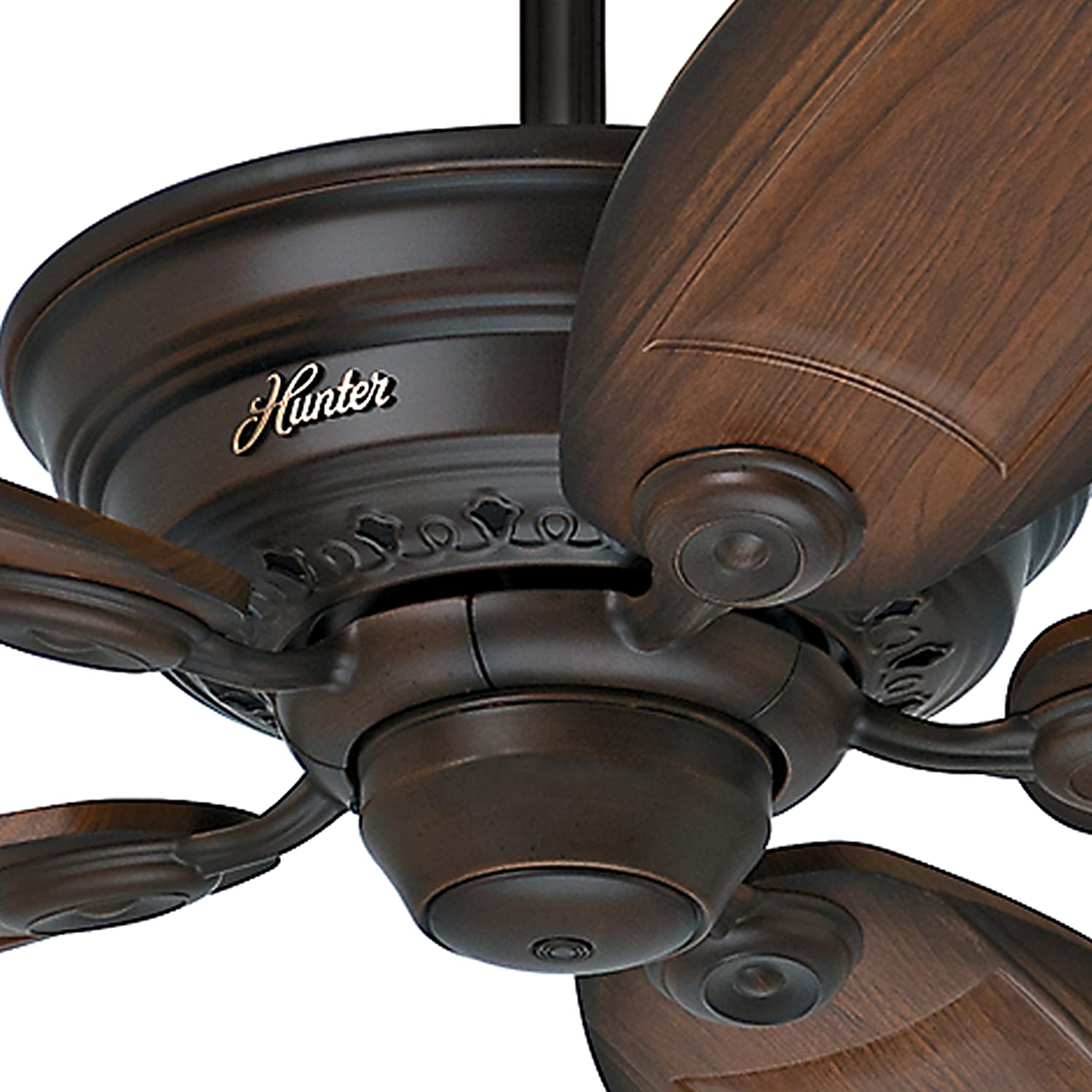 Factory reconditioned 52 inch Cocoa Finish Ceiling Fan with