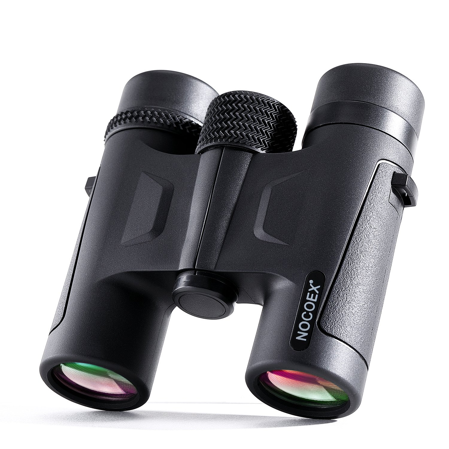 NOCOEX 10X26 Mini Binoculars Compact, Roof Prism HD Optics, for Bird Watching, Travel, Concert, Sports EX6119