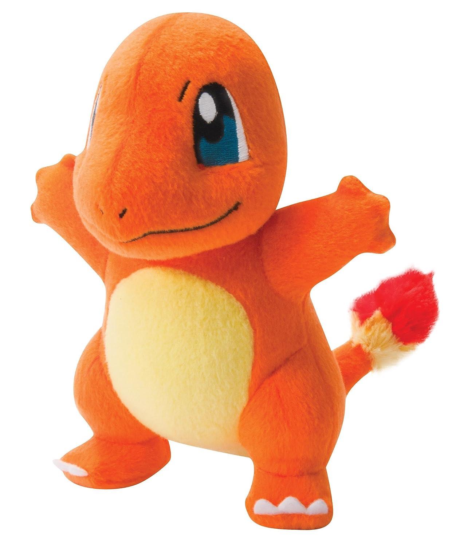 Poké mon Small Plush Charmander Pokemon T18681A