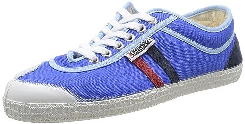 Arc En Ciel Rétro Kawasaki - Chaussures Unisexe, Couleur Bleu / 999, Taille 36