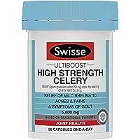 Swisse Ultiboost High Strength Celery 50 Cap, 5,000mg