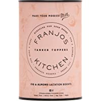 Franjo's Kitchen Fig and Almond Lactation Biscuits 250g, Pregnancy, Breast Feeding, Lactating, Mother & Baby, 250 g