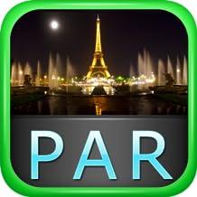 Paris Offline Map Travel Guide (Kindle Tablet Edition)