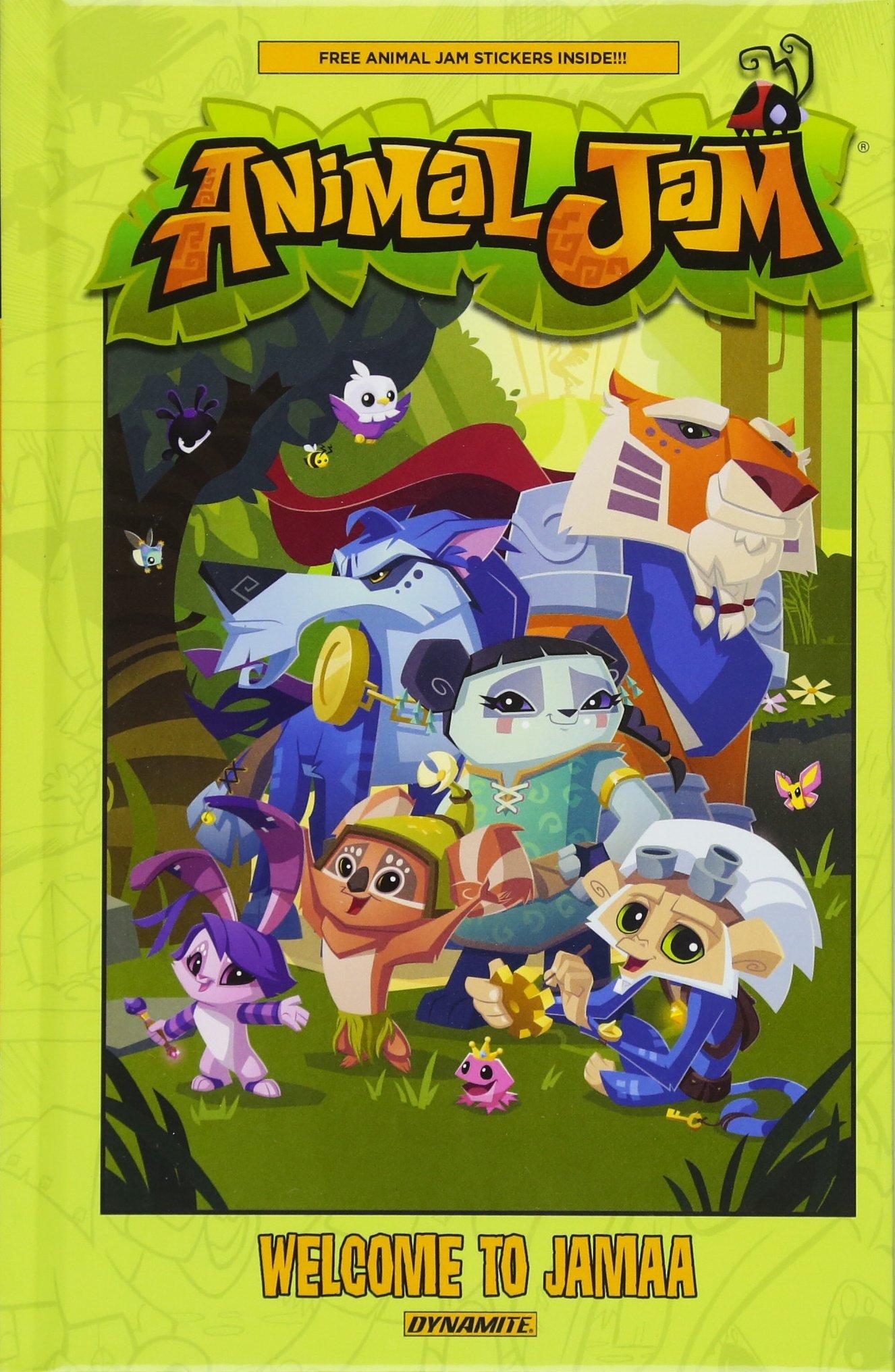 Amazon com: Animal Jam (9781524103866): Fernando Ruiz, Eric